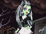Jogos das monster high: Frankie Stein Fashion