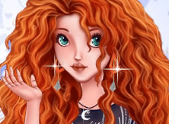 Princesa Merida Pinterest