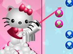 Jogos da hello kitty: Hello Kitty - Estoure Todas as Bolas