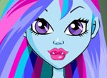 Jogos das monster high: Vestir Monster High Abbey Bominable